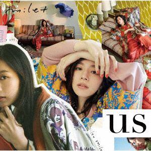 【CD】milet / us(初回生産限定盤)(DVD付)