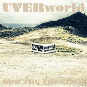 【CD】UVERworld / ROB THE FRONTIER(初回生産限定盤)(DVD付)