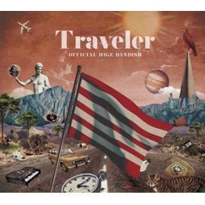 【発売日翌日以降お届け】【CD】Official髭男dism / Traveler(初回限定Live DVD盤)(DVD付)