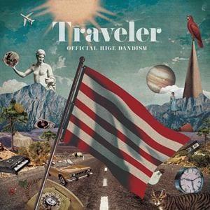 【CD】Official髭男dism / Traveler(通常盤)