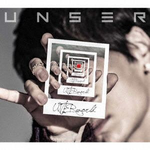 【CD】UVERworld / UNSER(初回生産限定盤)(Blu-ray Disc付)