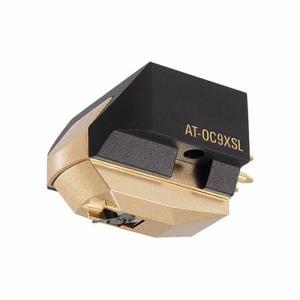 オーディオテクニカ デュアルムービングコイル(MC)ステレオカートリッジ AT-OC9XSL