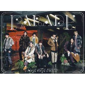 【発売日翌日以降お届け】【CD】Hey!Say!JUMP / PARADE(初回限定盤1)(DVD付)