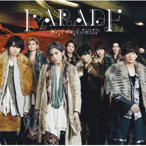 【CD】Hey!Say!JUMP / PARADE(通常盤)