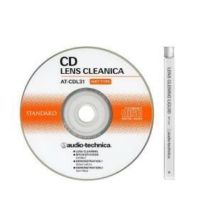 オーディオテクニカ ディスクレンズクリーナー ATCDL31