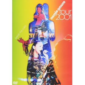 【DVD】安室奈美恵 / namie amuro tour 2001 break the rules