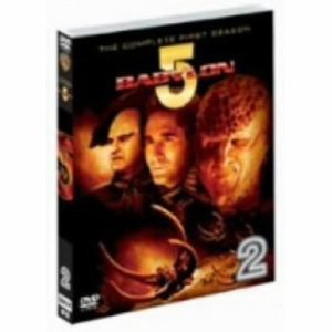 <DVD> バビロン5 シーズン1(2)