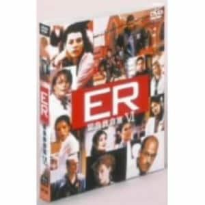 【DVD】 ER 緊急救命室 【シックス】セット1 (DISC 1~3)