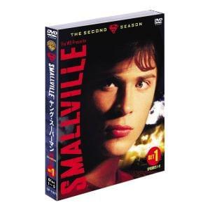 【DVD】 SMALLVILLE/ ヤング・スーパーマン【セカンド】セット1