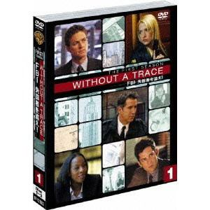 WITHOUT A TRACE.FBI失踪者を追え!<ファースト>セット1 【DVD】 / アンソニー・ラパリア