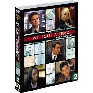 WITHOUT A TRACE.FBI失踪者を追え!<ファースト>セット2 【DVD】 / アンソニー・ラパリア