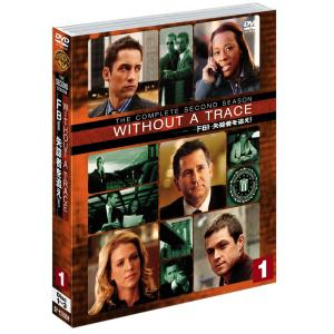 WITHOUT A TRACE.FBI失踪者を追え セカンド セット1 【DVD】 / アンソニー・ラパリア