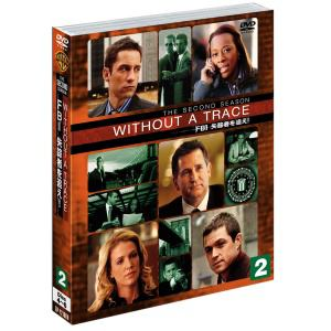 WITHOUT A TRACE.FBI失踪者を追え セカンド セット2 【DVD】 / アンソニー・ラパリア