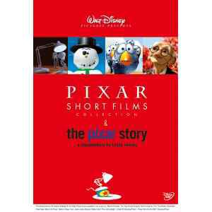 【DVD】 ピクサー・ショート・フィルム&ピクサー・ストーリー 完全保存版