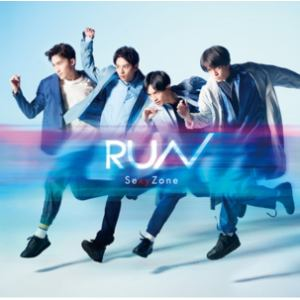 【CD】Sexy Zone / RUN(初回限定盤A)(DVD付)