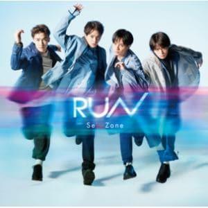 【CD】Sexy Zone / RUN(初回限定盤B)(DVD付)