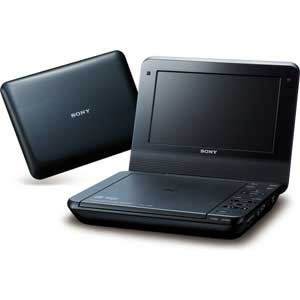 SONY ポータブルDVDプレーヤー DVP-FX780(B)