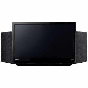 パナソニック UN-19Z1-K 19V型 地上・BS・110度CS対応 ポータブルテレビ プライベートビエラ (ブルーレイディスクプレーヤー/500GB内蔵HDDレコーダー付)