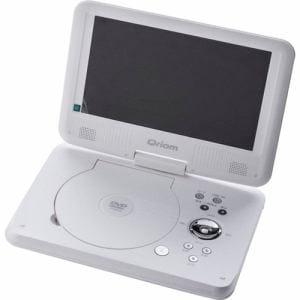 ヤマゼン CPD-N91-W 9インチ ポータブルDVDプレーヤー