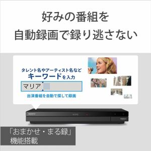 ソニー BDZFBT4000 ブルーレイレコーダー