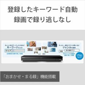 ソニー BDZZT1700 ブルーレイレコーダー