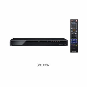 東芝映像ソリューション DBR-T1009 ブルーレイレコーダー レグザブルーレイ 1TB