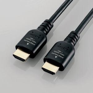 エレコム DH-HDPS14E10BK PREMIUM HDMIケーブル(スタンダード) 1.0m