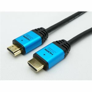 HORIC HDM30109BL ハイグレードHDMIケーブル 3.0m   ブルー