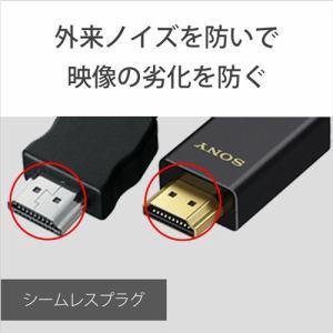 ソニー DLC-HX20  C HDMI端子用接続ケーブル プレミアムHDMIケーブルHXシリーズ 2m