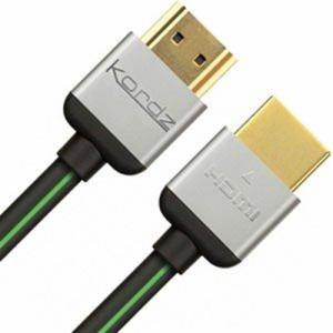 コーヅ(Kordz) EVO-HD0240R EVO High Speed with Ethernet HDMI cable 2.4m