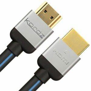 コーヅ(Kordz) EVS-HD0060R EVS-R High Speed with Ethernet HDMI cable ? 0.6m