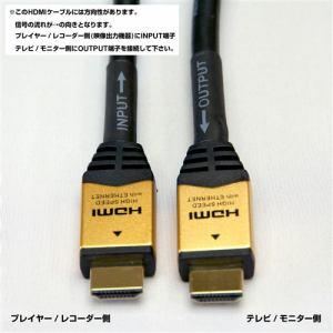ホーリック HO-HP200-045GD HDMIケーブル  20m ゴールド