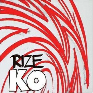 <CD> RIZE / K.O(初回限定盤)(DVD付)