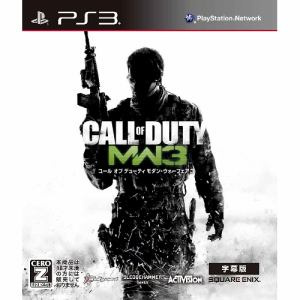 スクウェア 【PS3】 コール オブ デューティ モダン・ウォーフェア3 (字幕版) BLJM-61111