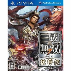 コーエー 【PS Vita】 真・三國無双7 with 猛将伝 VLJM-35072