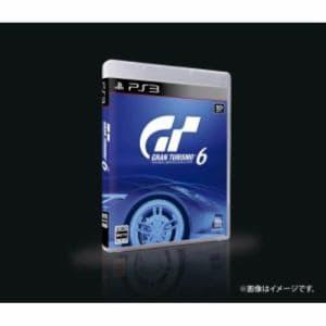 グランツーリスモ6 通常版 BCJS-37016 PS3