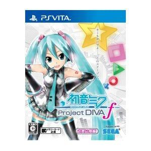 セガゲームス PS Vita 初音ミク -Project DIVA- f お買い得版 VLJM35076