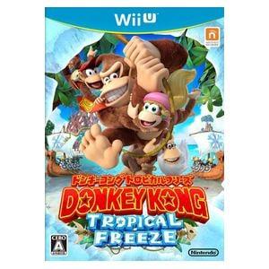 任天堂 【Wii U】ドンキーコング トロピカルフリーズ WUP-P-ARKJ