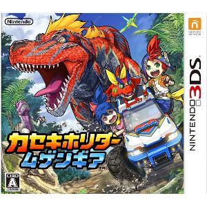 任天堂 【3DS】カセキホリダー ムゲンギア CTR-P-AHRJ