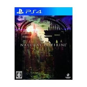 角川ゲームス 【PS4】NAtURAL DOCtRINE PLJS-70002