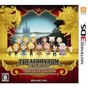 スクウェア シアトリズム ファイナルファンタジー カーテンコール【3DS】 CTR-P-BTHJ
