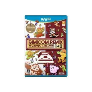 任天堂 ファミコンリミックス1+2【Wii U】 WUP-P-AFDJ