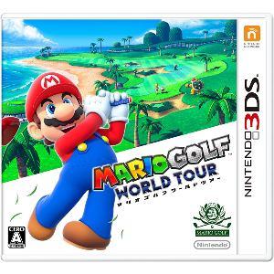任天堂 マリオゴルフ ワールドツアー【3DS】 CTR-P-AJ3J