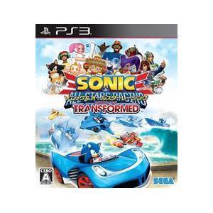 セガゲームス ソニック&オールスターレーシング TRANSFORMED PS3版 BLJM61145