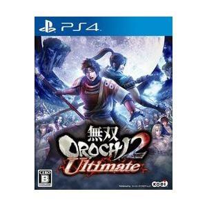 コーエーテクモゲームス 【PS4】無双OROCHI2 Ultimate PS4版 PLJM-80019