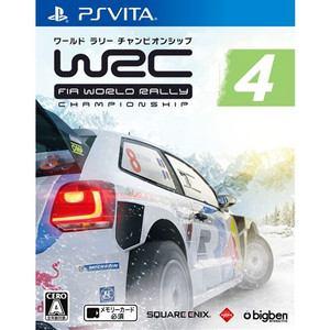 スクウェア・エニックス WRC 4 FIA ワールドラリーチャンピオンシップ 【PS Vita】 VLJM-30086