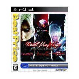 カプコン 【PS3】PS3 Devil May Cry HD Collection Best Price! BLJM-61198