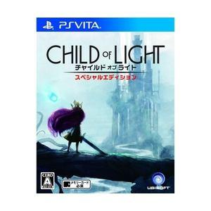 ユービーアイ 【PS Vita】 チャイルド オブ ライト スペシャルエディション VLJM-30092