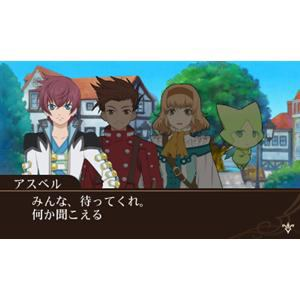 バンダイナムコエンターテインメント 【3DS】 テイルズオブザワールドレーヴユナイティア 3DS CTR-P-ATUJ