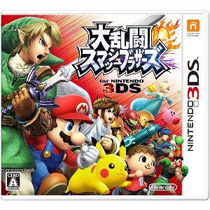 任天堂 【3DS】 大乱闘スマッシュブラザーズ for ニンテンドー3DS CTR-P-AXCJ
